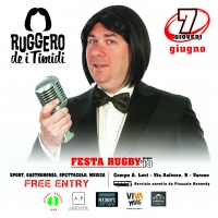 #Ruggero de I Timidi