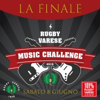 Rugby Varese Music Challenge: LA FINALE